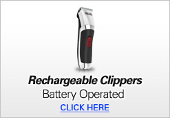 Rechargeable Clippers