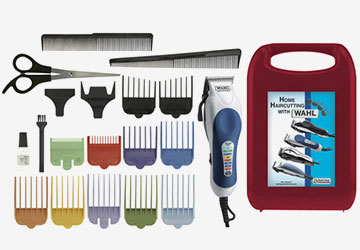 Wahl Lithium Ion Combo Kit Includes