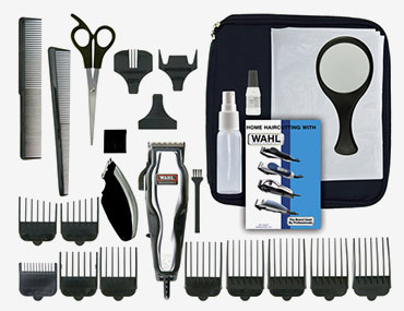 Deluxe Pro Hair Clipper Kit