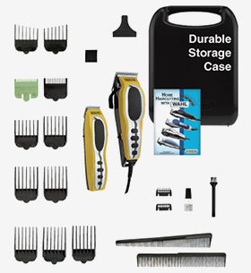 Wahl Groom Pro Haircutting Kit