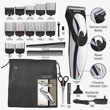 Chrome Pro Complete Hair Cutting Kit